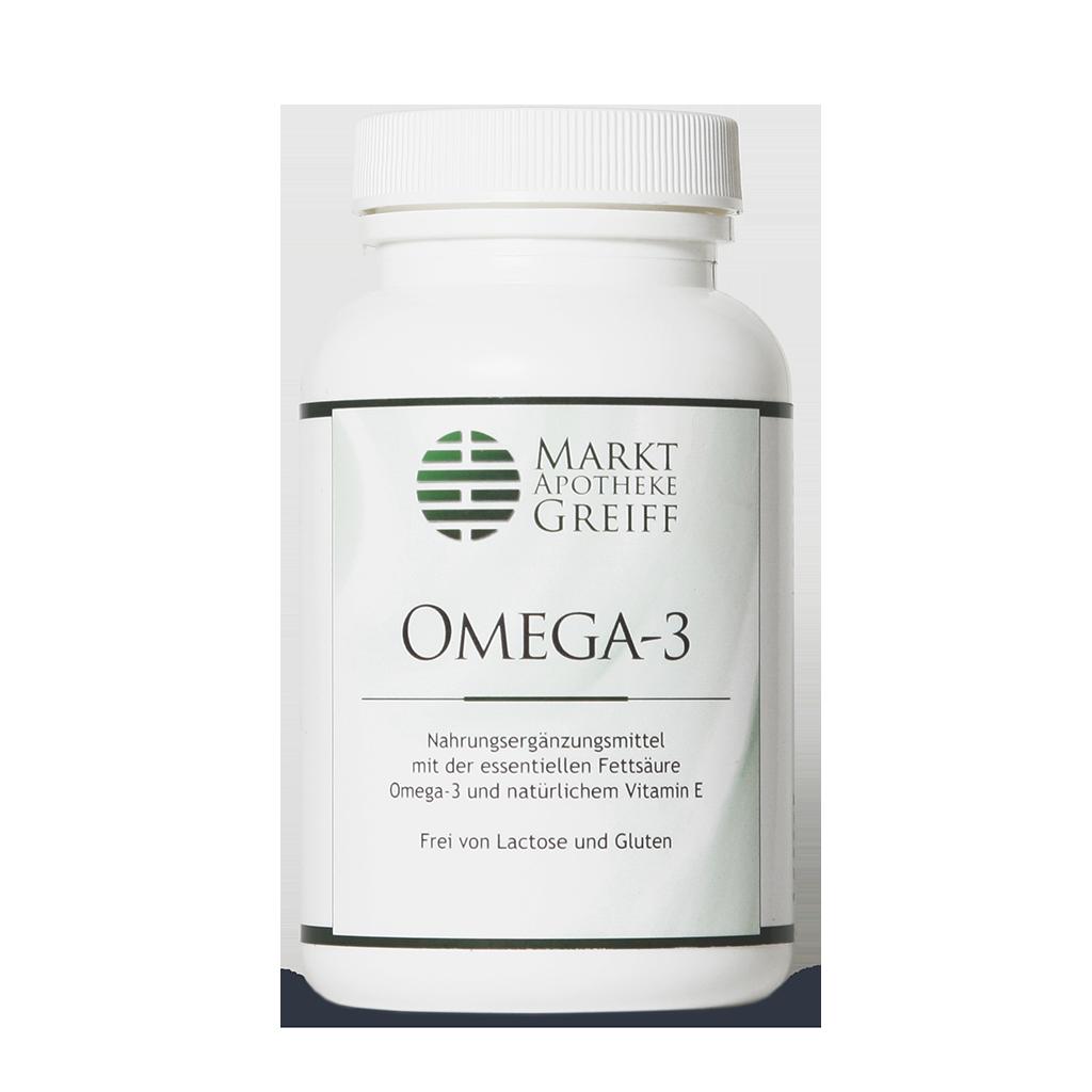 Vitamin(e) des Monats Januar: Omega-3-Fettsäuren