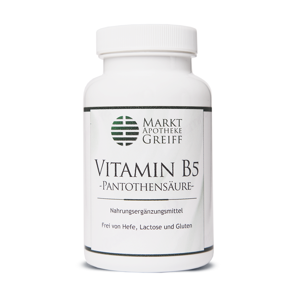 Vitamin des Monats November: Vitamin B5